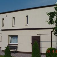 Dom Leszka, Гостын