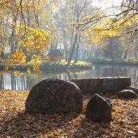 PARK KALISZ barwy jesieni 07, Калиш