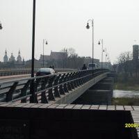Most Warszawski widok na stare miasto, Коло