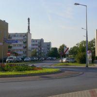 ulica Włocławska, Коло