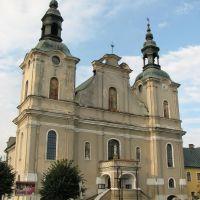 Koło - kościół Nawiedzenia Najświętszej Maryi Panny, Коло