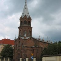 Evangelical-Augsburg Church of the Holy Spirit in Konin, Конин