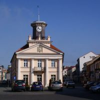 Konin - Ratusz 1803 r., Конин
