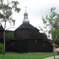 Kościół śś. Fabiana i Sebastiana, Кротошин