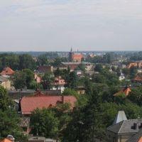 Panorama Krotoszyna. Fot. Izabela Bartoś, Кротошин