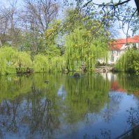 Park Wojska Polskiego. Fot. Izabela Bartoś, Кротошин