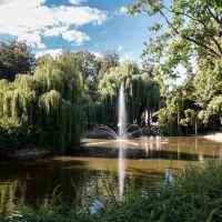 Fontanna i Park w Krotoszynie, Кротошин