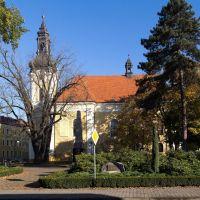 Krotoszyn - Kościół pw św ap. Piotra i Pawła, Кротошин