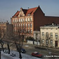 Szkoła Podstawowa Nr 1 im. Powstańców Wielkopolskich, Gimnazjum Nr 1, Кротошин