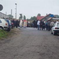 czekanie na Obraz Jasnogorski, Кротошин