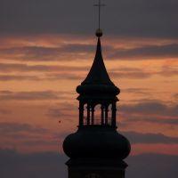 Polonia, Leszno, Torre Chiesa San Giovanni Battista (Secondo premio - 2oo8 settembre - Viaggi), Лешно