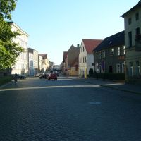 ulica Narutowicza, Лешно