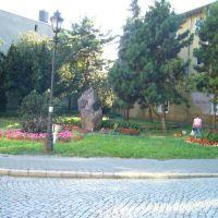 Pomnik Ofiar Katynia, Лешно