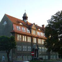widok z Placu Jana Amosa Komeńskiego, Лешно