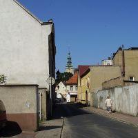 ul.Szkolna, Лешно