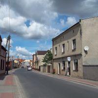 PAPIERKA  W  MIEŚCIE  NIE  ZNAJDZIESZ, Остров-Велкопольски