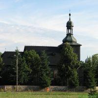 Czerlejno - kościół NMP Wniebowziętej, Остров-Велкопольски