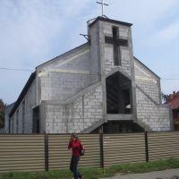Schneidemühl. Neubau der Johanniskirche, Пила
