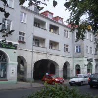 Schneidemühl. Torhaus Bismarckstraße/Moltkestraße, Пила
