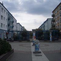 Schneidemühl. Posener Straße, Пила