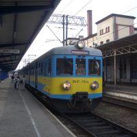 Mein Zug von Schneidemühl nach Bromberg, Пила