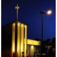Piła - Kościół p.w. św. Antoniego/Piła - St. Anthony church/Schneidemühl - st. Anthony Kirche, Пила