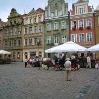kamienice na Starym Rynku, Познань