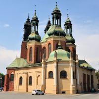 Poznań - Ostrów Tumski, Познань