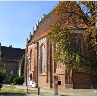 Church NMP in Poznan, Познань