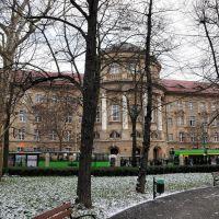 Budynek Uniwersytetu Medycznego w Poznaniu- Collegium Maius, Познань