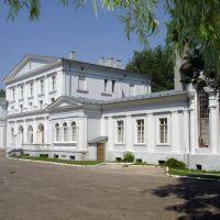 Iwno - Pałac Mielżyńskich, Сваржедж