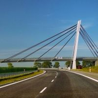 Droga ekspresowa S5-wiadukt Czerlejno, Сваржедж