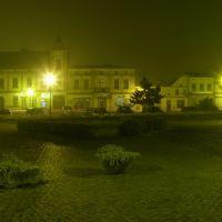 Kostrzyn nocą, Срода-Велкопольска