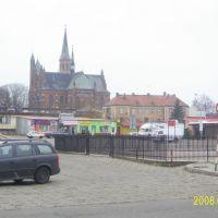 Kościół i plebania, Турек
