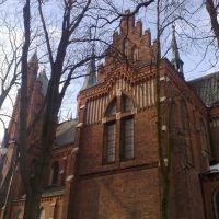 POLSKA-  Turek, Kościół NAJŚWIĘTRZEGO SERCA PANA JEZUSA, Турек