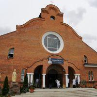 Parafia Św. Barbary Turek, Турек