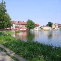Wałcz, Zamkowe lake, Валч