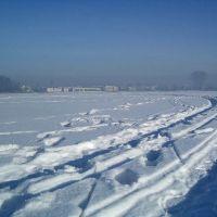 Frozen Lake Radun 01, Валч