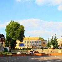 Panorama Placu Zesłańców Sybiru, Валч