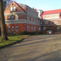Szpital Powiatowy /nieczynny/, Валч