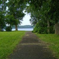 Park, Lake Radun, Валч
