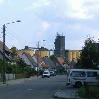 1May Street, Granary silos, Валч