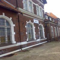 Dworzec k, Валч