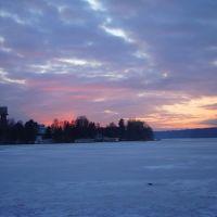Zimowy zachód, Валч