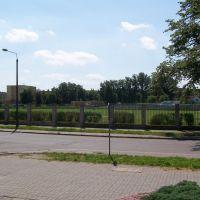Stadion Miejski, Валч
