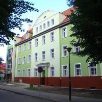 Starostwo Powiatowe po remoncie, Валч