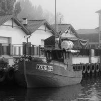 Kołobrzeg, port rybacki, Колобржег