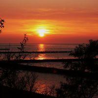 Kołobrzeg. Morze Bałtyckie., Колобржег