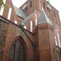 Catedral Koszalin XIV century, Кошалин