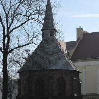 Kaplica św. Gertrudy, Кошалин